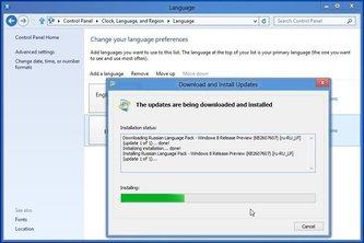 Как изменить язык интерфейса вашей операционной системы windows 7.